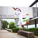 Die besten Plätze am #unili-Campus – folge dem Unilicorn