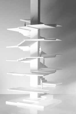 SS 16_Entwurf D_Melanie Seifert_Claudia Baer_ Modelfoto Treppe.jpg