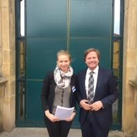1. Preis für Wirtschaftsinformatik-Studentin aus Liechtenstein