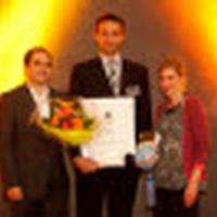Auszeichnung zum IT Student of the Year