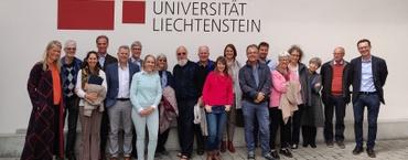Besuch des Zweitweg-Matura Förder- & Ehemaligenvereins der Schweiz
