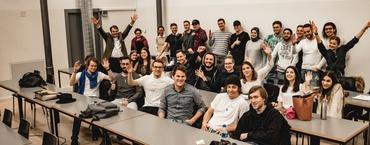 BMS Liechtenstein besucht E-Commerce-Workshop