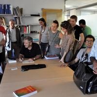 Catalonian Connection: The University of Liechtenstein studies the Design Dividend in Barcelona