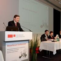 Chancen für den Fonds- und Steuerstandort Liechtenstein