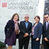 Delegation aus Kolumbien zu Gast