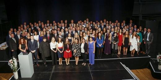 Diplomfeier September 2018