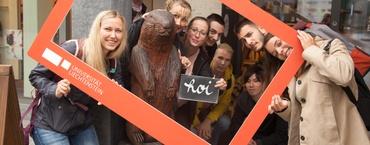 Einführungswoche an der Universität Liechtenstein