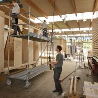 Erste Summer School für Kunst und Handwerk in der Architekturausbildung