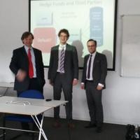 """""""Ethics and Financial Law"""": Der Propter Homines Lehrstuhl für Bank- und Finanzmarktrecht zu Gast bei der Universität Tilburg"""