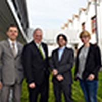 EURAC Energie-Experten besuchen Universität Liechtenstein