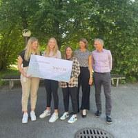 Gewinner des Innovationswettbewerb für Schülerinnen und Schüler gekürt