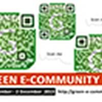 green e-community gestartet