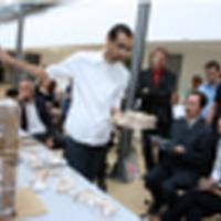 Holz-Hybrid-Hochhaus: Angehende Architekten der Universität Liechtenstein mit innovativen Konzepten