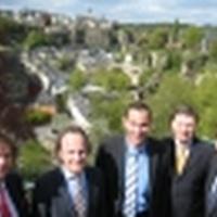 IFDL Professoren besuchen Luxembourg für akademischen Austausch