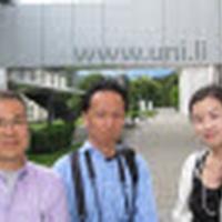 Journalistendelegation aus Japan