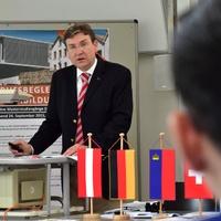 LGT zu Gast an der Universität Liechtenstein