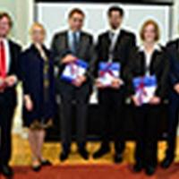 Liechtenstein-Preis 2013 für Nachwuchsforschende der Universität Liechtenstein verliehen