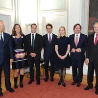 Liechtenstein-Preis für Nachwuchsforschende der Universität Liechtenstein 2014 verliehen