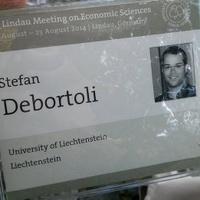 Lindau Nobel - Highlight 19. August: Start in die Nobelpreisträgertagung
