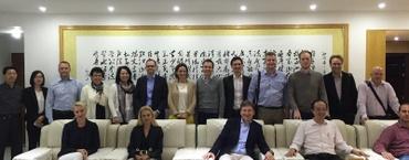 LL.M. - Studienreise Highlight: Besuch der Sonderwirtschaftszone Shenzhen/China