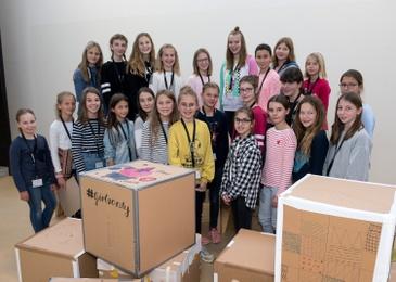 Mädchen-bauen-los! – Eigene Visionen umgesetzt