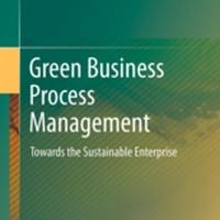 Neuerscheinung: Green Business Process Management