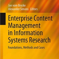 Neues Buch zum Enterprise Content Management