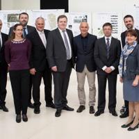 Premierminister von Island zu Besuch an der Universität Liechtenstein