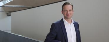 Prof. Marco Furtner an der quer.kraft-Jahrestagung