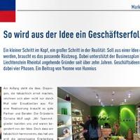 Spezial Gründergeist Liechtenstein