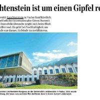 Liechtenstein um einen Gipfel reicher
