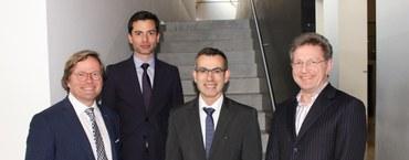 Starkes Angebot in Cyber Security dank Hilti Stiftungslehrstuhl