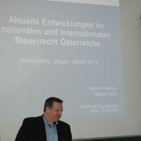 Steuern aktuell 2014: Österreich