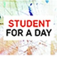 Student für einen Tag