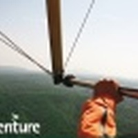 Studierende im Fachbereich Wirtschaftsinformatik präsentieren ihre Resultate der Accenture Campus Challenge 2011