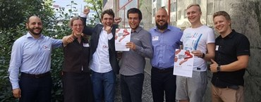 Universität Liechtenstein gewinnt erneut Schweizer Finale bei Innovationswettbewerb