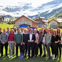 Vierte Auszeichnung in Folge für Liechtenstein Chapter of the AIS
