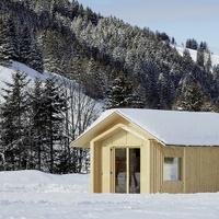 Architektur: Loipahötta
