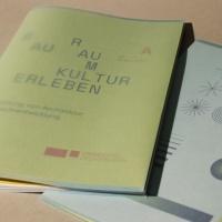 Broschüre zur Vermittlung von Architektur und Raumentwicklung