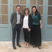 Delegation der Universität Liechtenstein an der Konferenz für Baukultur in Malta