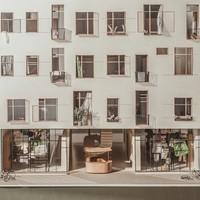 Grosser Erfolg für Studienabgängerinnen des Masterstudiengangs Architektur beim YTAA