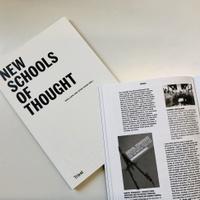 Lobende Anerkennung für «New Schools of Thought»