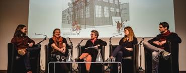 ReUse & UpCycling – Wiederverwendung als Gestaltungsprinzip in der Architektur