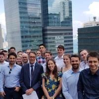 Erfolgreiches Studienprojekt in Hong Kong