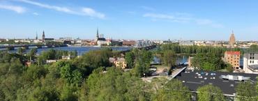 Vorträge an Universität Lettland