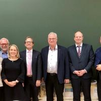 Richter des EFTA-Gerichtshofs zu Gast