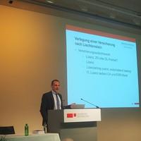 Vortragsveranstaltung zum Thema «gut, besser, liechtensteinische Versicherungslizenz»