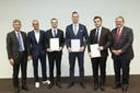 Gewinner des Banking Awards Liechtenstein 2018