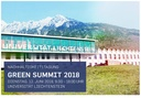 Green Summit 2018 – Die zweite interdisziplinäre Nachhaltigkeitstagung