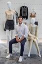 Mode-Entrepreneure am Laufsteg